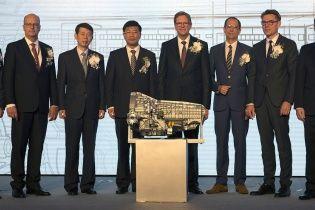 В Китае Volkswagen запустил завод по производству трансмиссий S-tronic