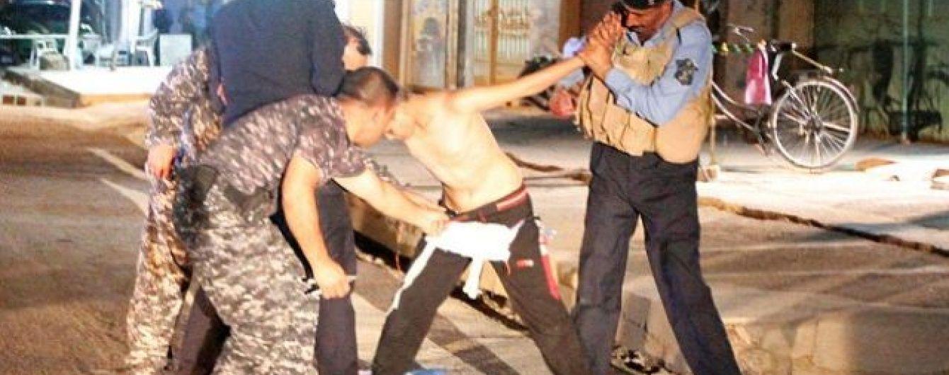 """В Іраку спіймали 11-річного """"шахіда"""" поблизу мечеті"""