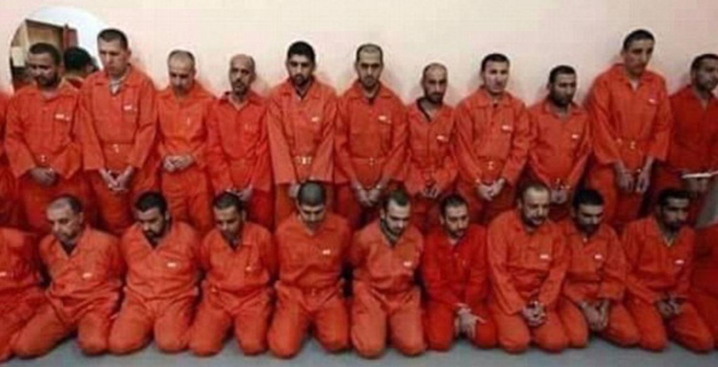 страчені в Іраці бойвоки ІД