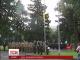 У Міністерстві оборони завершилася урочиста церемонія підняття прапора