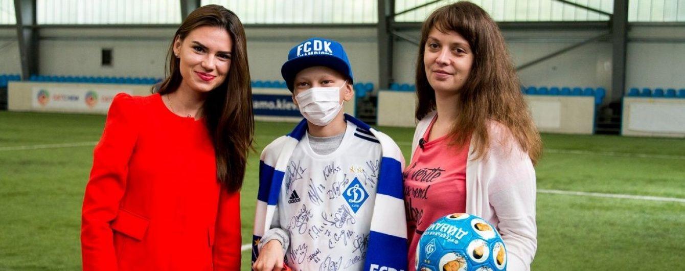 Олександра Лобода за місяць благодійного аукціону зібрала понад 150 тисяч гривень