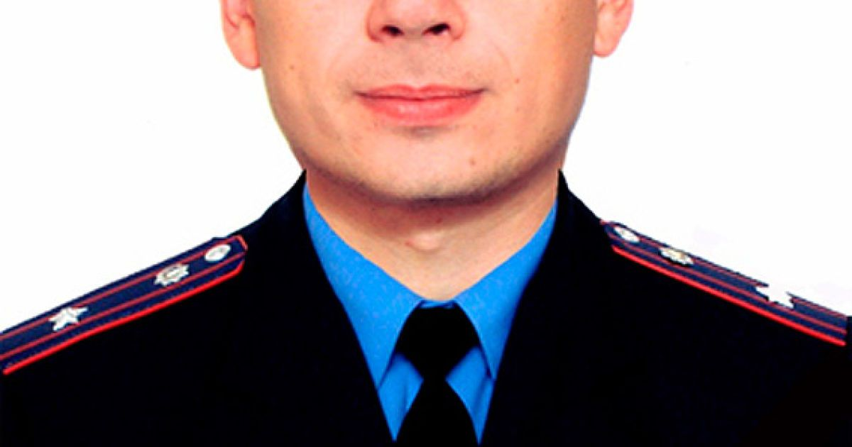 Олександр Рудик @ Національна поліція України