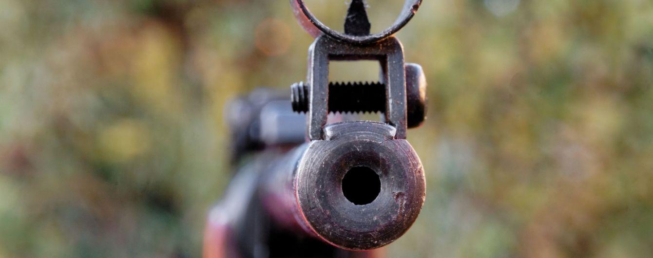 В Запорожье пьяный мужчина стрелял из винтовки по патрульным
