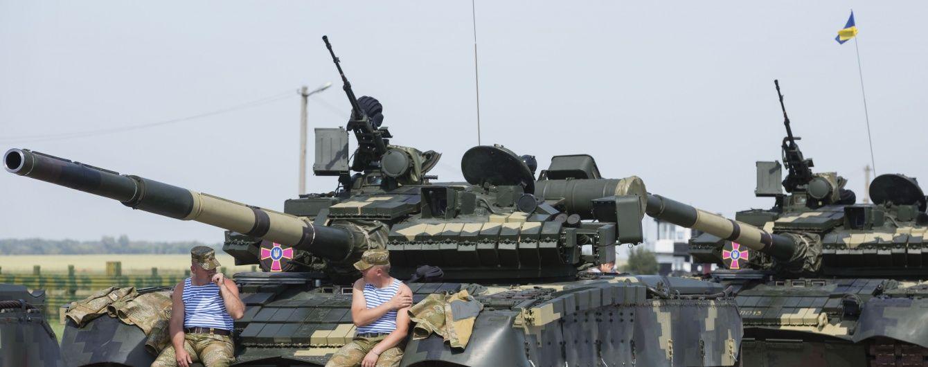 Уряд збільшить видатки на оборону та безпеку в 2017 році