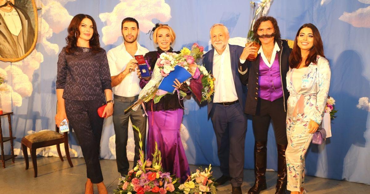 Сумська відсвяткувала ювілей із зірковими друзями @ ArtPRoUA