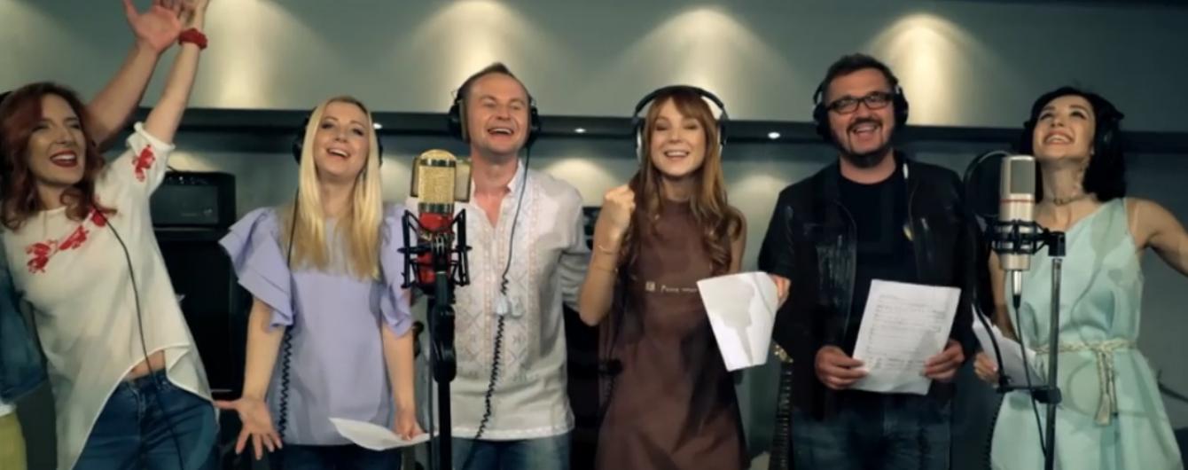 25 найпопулярніших музикантів представили святкову пісню до річниці Незалежності