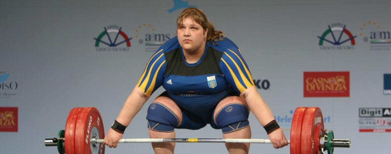 Федерация тяжелой атлетики Украины получила годовую дисквалификацию из-за допинга