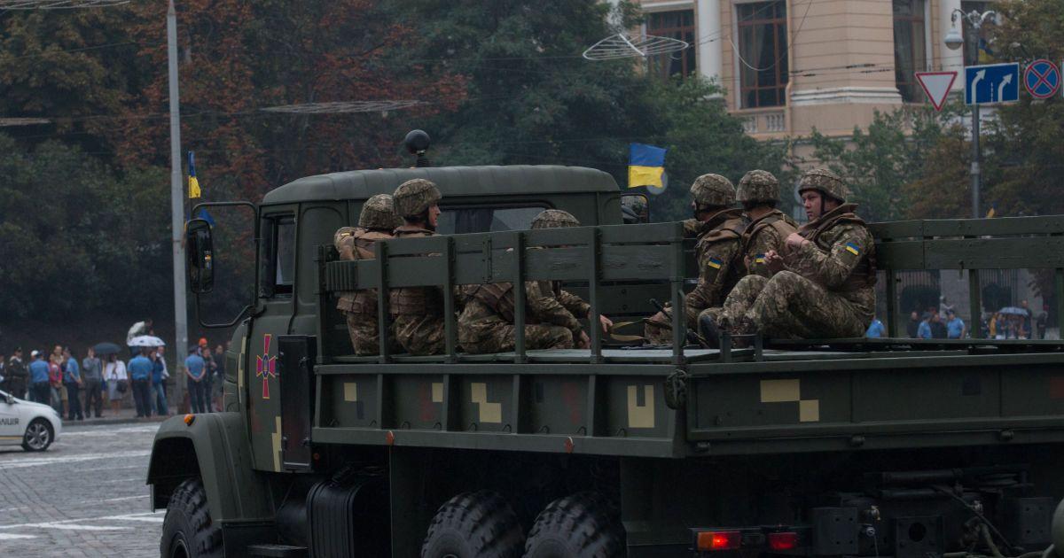 Військовий парад у Києві