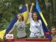 Патріотичні листівки на Чонгарі й етнофестиваль у Львові: як у регіонах відзначили День Незалежності
