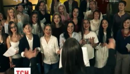 """25 українських виконавців записали спільну пісню """"Оберіг""""до Дня незалежності"""