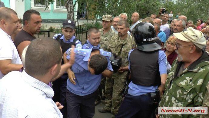На Миколаївщині поліцейські до смерті забили чоловіка_1