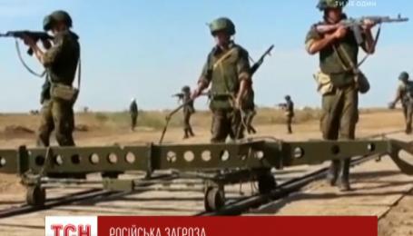 Россия внезапно начала проверять свои войска на границе с Украиной