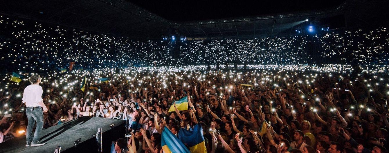"""Головні події Дня Незалежності українці дивилися на телеканалі """"1+1"""""""