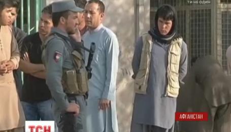 Під час теракту в університеті Кабула загинуло щонайменше 13 людей
