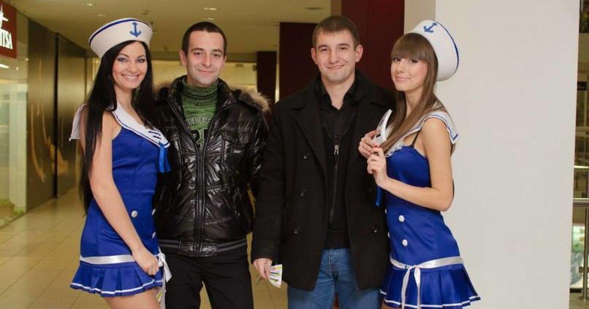 Фото зі сторінки Дениса Лихвацького