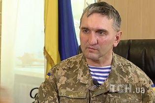 Легендарный воин АТО Гордийчук признался, что не ожидал награды от Порошенко