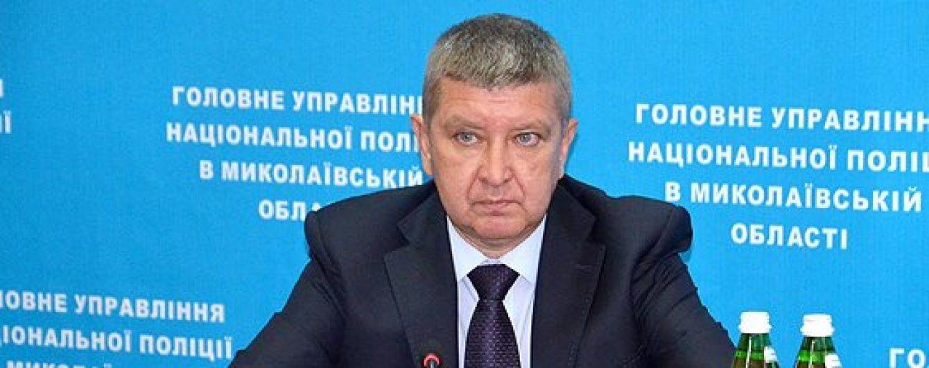 Деканоідзе представила нового керівника поліції Миколаївщини