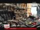 Півсотні рятувальників намагались загасити пожежу на Деміївському ринку