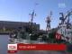 У Чорному та Каспійському морях помітили бойові судна РФ