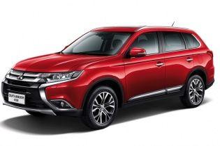 В Китае стартует производство обновленного Mitsubishi Outlander