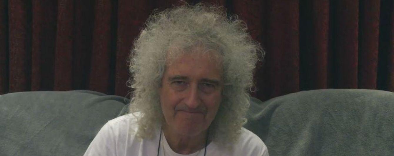 Гітарист Queen зворушливо привітав Земфіру із ювілеєм