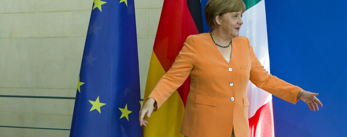 Партия Меркель проиграла местные выборы антимигрантским сторонникам