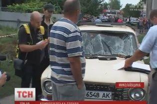 Дружині вбитого у Кривому Озері приписують роман із таксистом