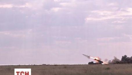 """На полігоні успішно випробували нову українську ракету """"Вільха"""""""