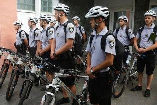 В Запорожье заработали патрульные на велосипедах