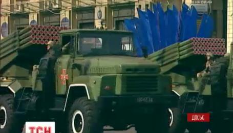 Українська армія продемонстровала на параді Незалежності, як виходить з технічної прірви
