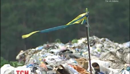 "Бизнес на мусоре: стало известно, куда ""исчезает"" полмиллиона тонн столичного хлама"
