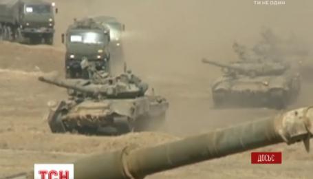 Россия внезапно перебросила в Крым и Краснодарский край десантников и морских пехотинцев