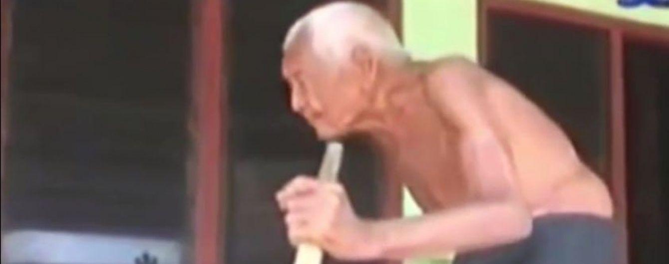 В Індонезії знайшли найстарішого чоловіка планети