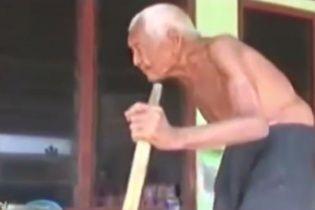 Індонезієць відзначив свій 146 день народження