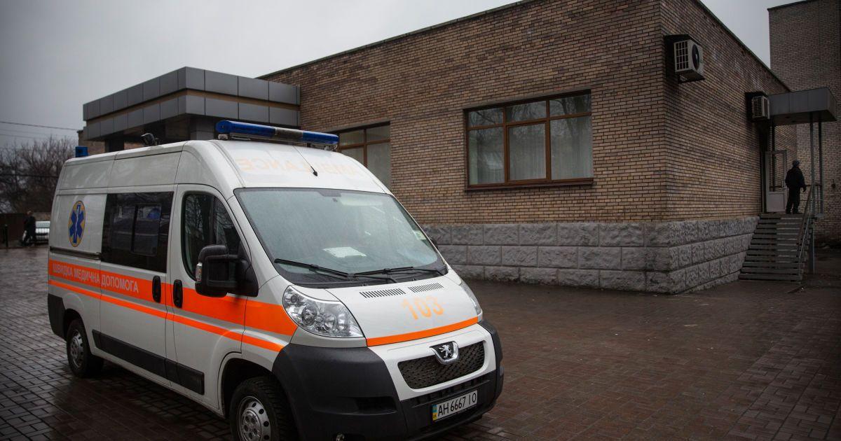 На Киевщине в ДТП с автобусом Нацгвардии погиб военный, еще 8 человек получили травмы