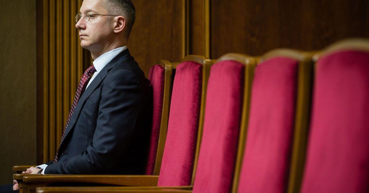 Ложкін пішов з посади глави Адміністрації президента