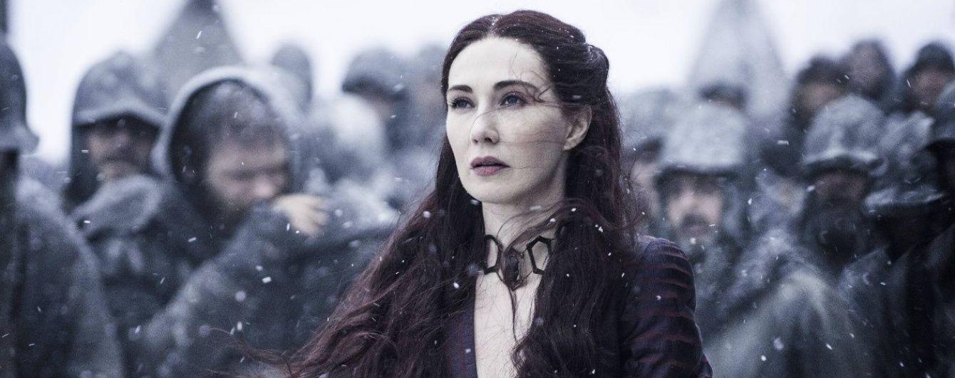 "Зірка серіалу ""Гра престолів"" Ван Хаутен вперше стала мамою"