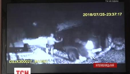 В Кропивницкому пьяный судья скрывался от правоохранителей