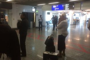 В аеропорту Франкфурта проводять евакуацію через загрозу вибуху