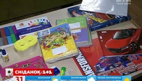Канцтовари можуть покалічити дитину: на що слід звертати увагу при покупці приладдя для школи