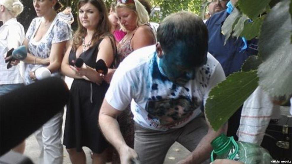 Власенко в зеленці
