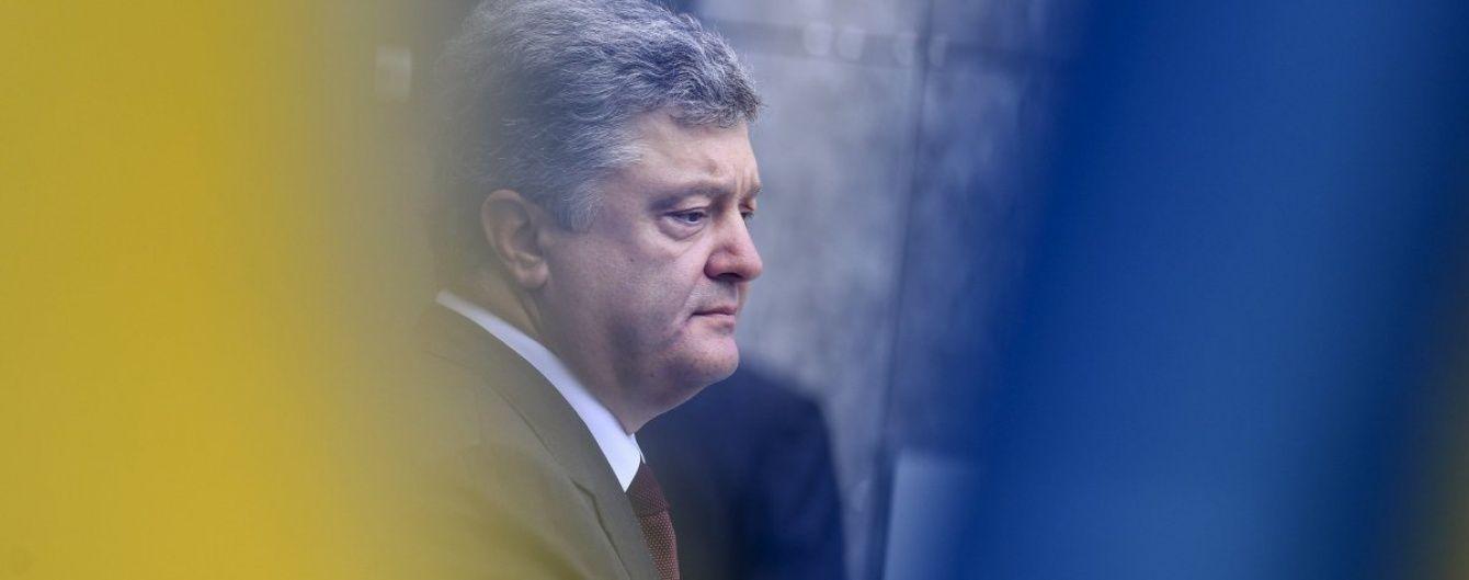 Санкції та міжнародна підтримка: Порошенко розповів, як подолати російську агресію