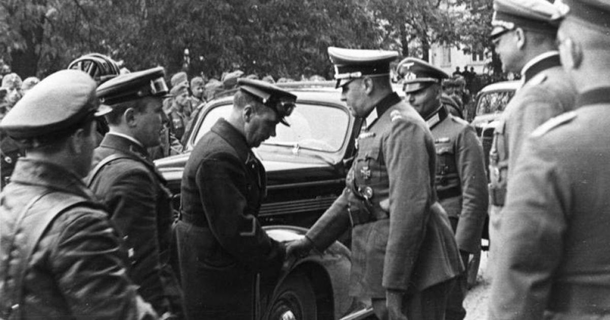 Украина, Польша и Литва официально осудят совместную агрессию Рейха и СССР