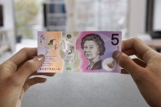В Австралії з'явилася банкнота з анімацією