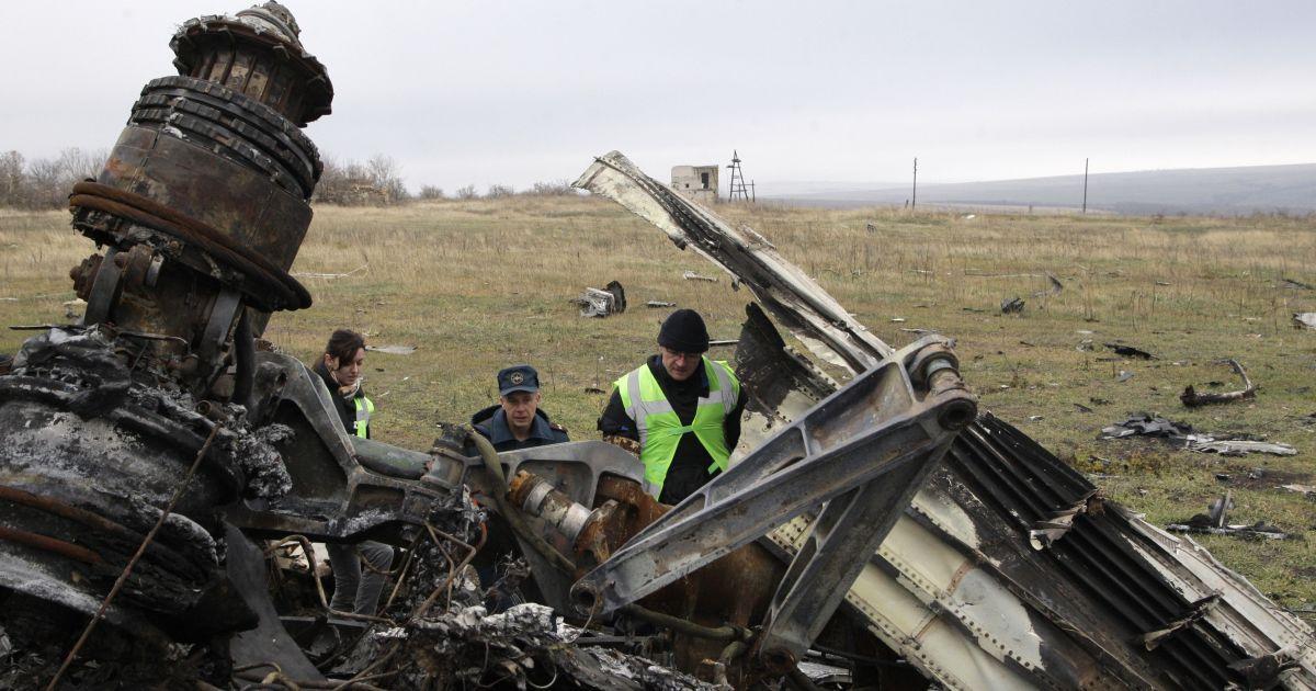 В Нидерландах отреагировали на выход России из консультаций по сбитого МН17