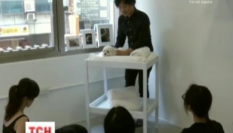 На Тайвані з'явились курси масажу для собак