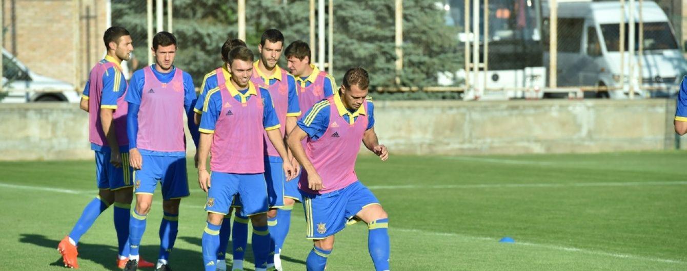 Ще троє гравців покинуть збірну України перед матчем з Ісландією