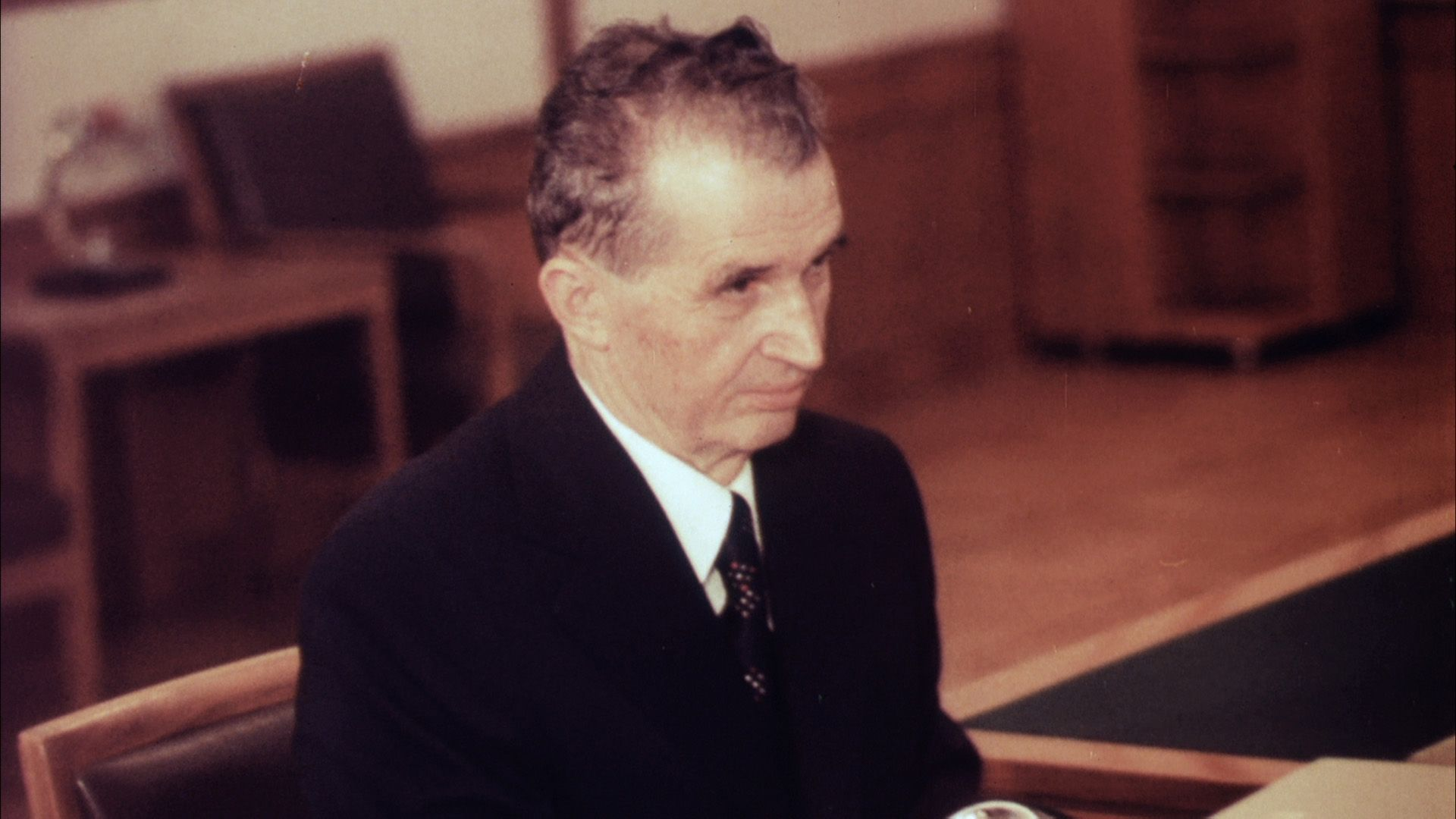 Ніколає Чаушеску