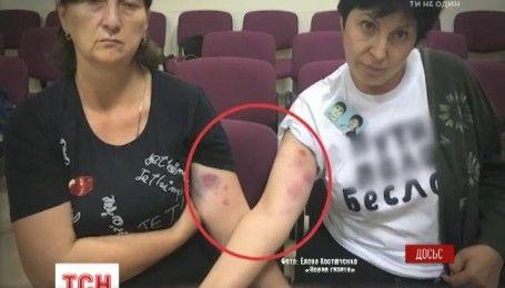 Суд покарав матерів жертв Беслана за написи на футболках