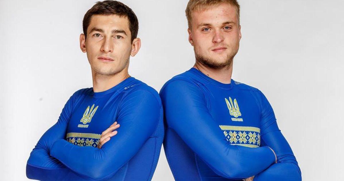 Тарас Степаненко і Микита Шевченко